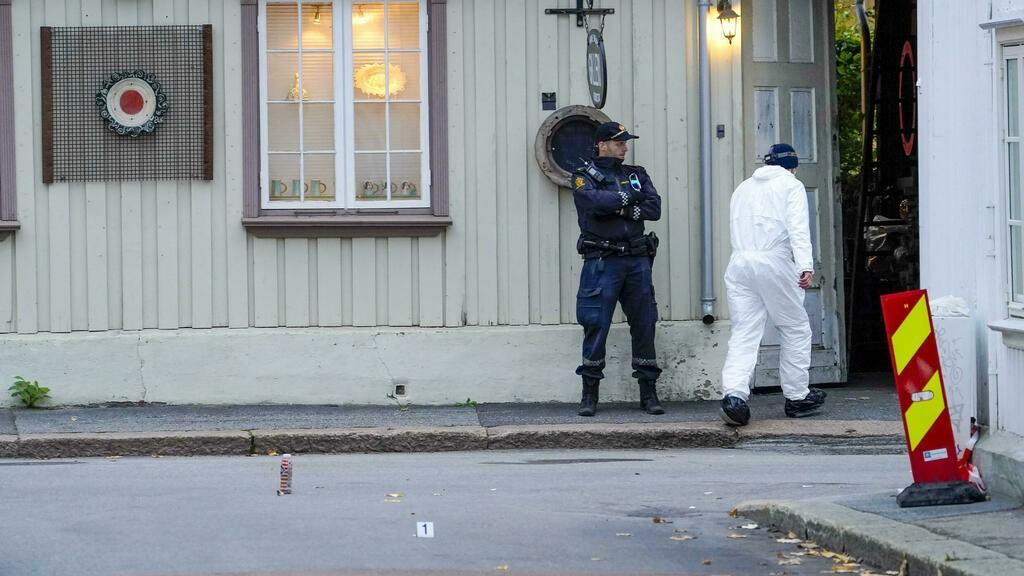 ВНорвегии мужчина слуком истрелами убил пять человек. Полиция заявила отеракте