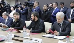 Кадыров принял участие в совещании Совбеза РФ