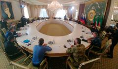 Кадыров впервые появился на публике после сообщений о заражении коронавирусом