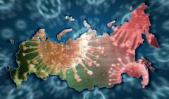 В России за сутки выявили 8338 заболевших COVID-19