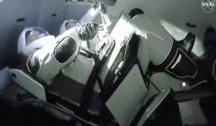 Астронавты перешли наМКС скорабля Crew Dragon