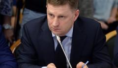 Названы имена давших показания против губернатора Хабаровского края россиян