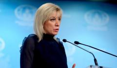 """Захарова назвала """"домыслами"""" версию о причастности властей Чечни к убийству политэмигранта Умарова"""