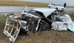 В результате ДТП в Грозненском районе погиб один человек