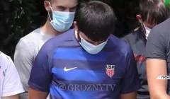 Покаяние сотни возвращенных в Чечню за «недостойные поступки» показали на видео