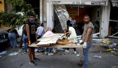 Взрыв в Бейруте: Евросоюз выделяет Ливану 33 млн евро
