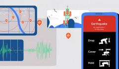 Google хочет превратить все Android-смартфоны в глобальную сеть мониторинга землетрясений