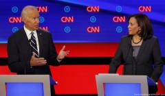 Джо Байден номинировал афроамериканку на пост вице-президента