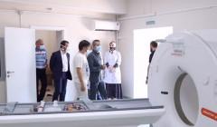 В Республиканском реабилитационном центре ЧР заработает компьютерный томограф