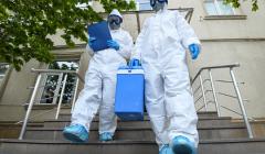 Опубликованы данные по заразившимся коронавирусом на утро 14 августа