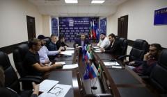 В Грозном стартовала школа инклюзивного спорта