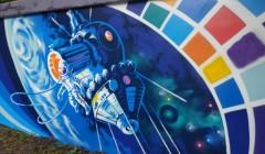 Чеченский государственный университет проводит конкурс граффити