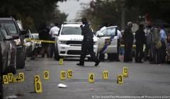 В Филадельфии после гибели афроамериканца громят магазины