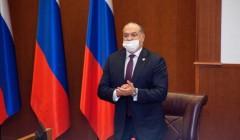 Коронавирус подтвердился у врио главы Дагестана