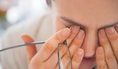 Проблемы с глазами добавили в список симптомов COVID-19