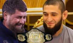 Заболевший боец ММА Чимаев дал обещание Кадырову после слов об уходе