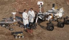 Ктоизучал Марс доPerseverance. Показываем легендарные роверы вблизи