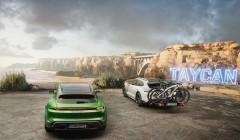 Porsche представила электрический универсал-внедорожник Taycan Cross Turismo
