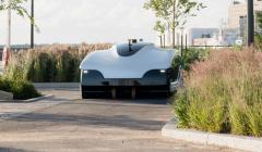 Улицы Хельсинки начал подметать автономный робот-пылесос