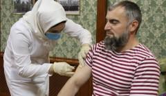 В Чечне отчитались о почти 100-процентной вакцинации жителей