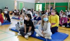 В Германии зафиксирован резкий скачок заражаемости ковидом среди детей
