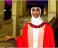 Cамая юная обладательница докторской степени в Великобритании