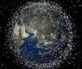 Сколько искусственных спутников вращается вокруг земли