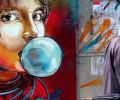 20 красочных стрит-арт работ из разных уголков Земли