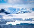 Под самым большим ледником Антарктики обнаружено озеро с теплой водой