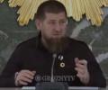 На руке Кадырова заметили катетер