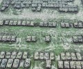 Все танки попадают влес: как выглядят кладбища военной техники