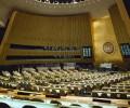 Владимир Путин выступит с видеообращением на Генассамблее ООН