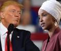 В США осудили атаку президента Трампа на конгрессмена-мусульманку
