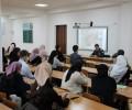 Студентам ЧГУ показали документальный видеоматериал о боевых действиях в Афганистане