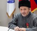 Муфтию Дагестана вручили медаль за патриотизм