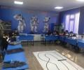 Чеченских школьников обучают азам конструирования моделей роботов