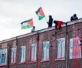 Британцы провели новую акцию против израильского военного завода (ВИДЕО)