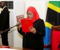 Впервые африканскую страну возглавила женщина в хиджабе
