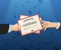 Nasdaq добавит в листинг опционы на акции Coinbase