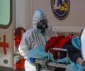 Минздрав сообщил о 110 тысячах госпитализированных россиян с COVID-19