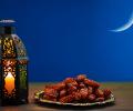 Конец месяца Рамадан в 2021