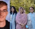 Убийца 4 мусульман Натаниэль Вельтман сделал невозмутимый вид в суде