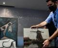 В Греции найдены украденные картины Пикассо и Мондриана