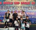 Четверо каратистов из ЧР завоевали золотые медали на Всероссийском турнире по всестилевому каратэ