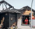 Семеро членов мусульманской семьи погибли при пожаре в жилом доме