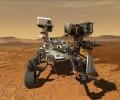 Марсоход NASA Perseverance опубликовал снимки дна древнего озера