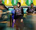 Рефери в хиджабе дебютирует на Олимпийских играх