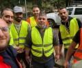 Сирийцы Германии оказывают помощь немцам в пострадавших районах страны