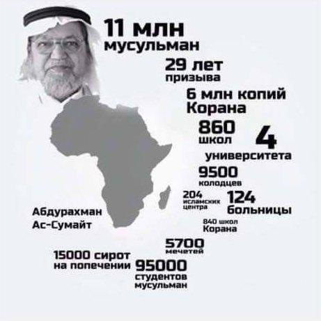 Шейх Абдуррахман ас-Сумейт - герой нашего времени