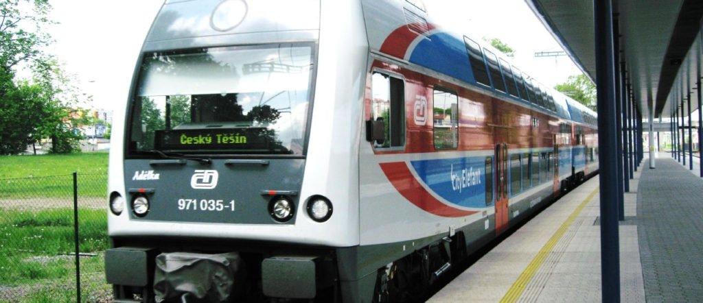 Поезд Москва—Прага